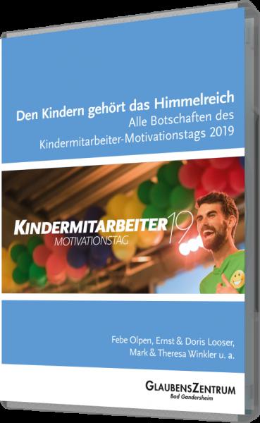 """Kindermitarbeiter-Motivationstag 2019 """"Den Kindern gehört das Himmelreich"""""""