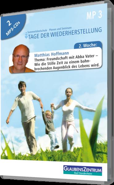 Sommerbibelschule 2008 - Woche 2: Freundschaft mit Abba Vater