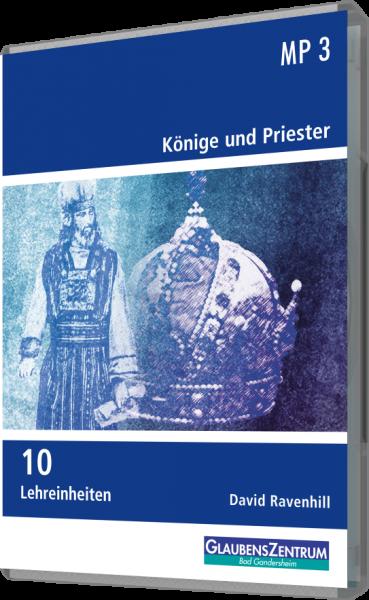 """MP3-Box: """"Könige und Priester"""""""
