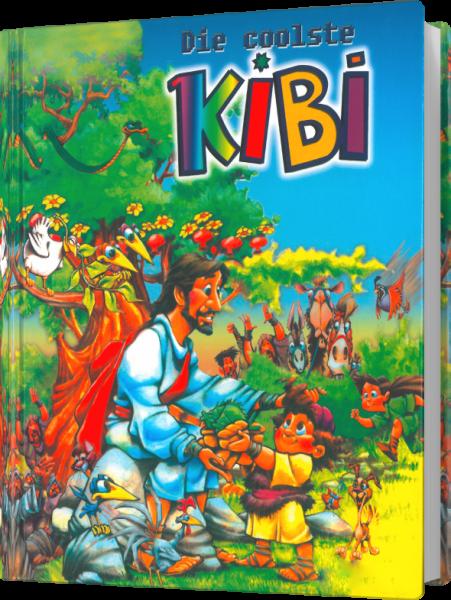 Die coolste KIBI - Kinderbibel