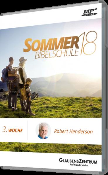 Plenum: Evangelium ohne Christus – eigene Werke