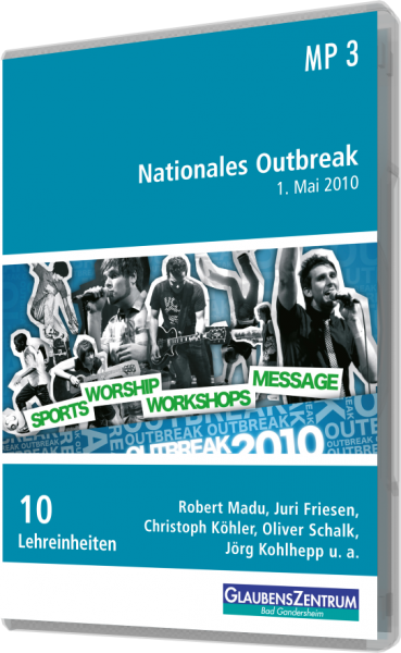 Nationales Outbreak 2010