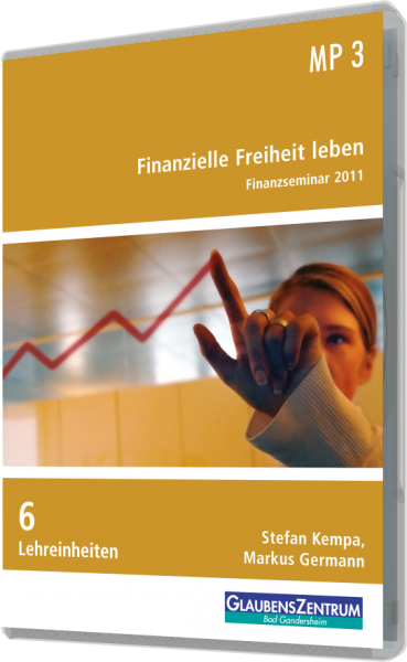 """Lehreinheit: """"Finanzielle Freiheit leben"""""""
