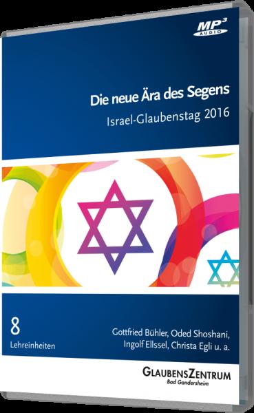 Seminar: Alltägliche Wunder - Wie leben messianische Juden in Israel?