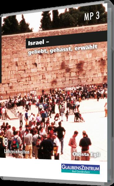 "Lehreinheit: ""Israel - geliebt, gehasst, erwählt"""