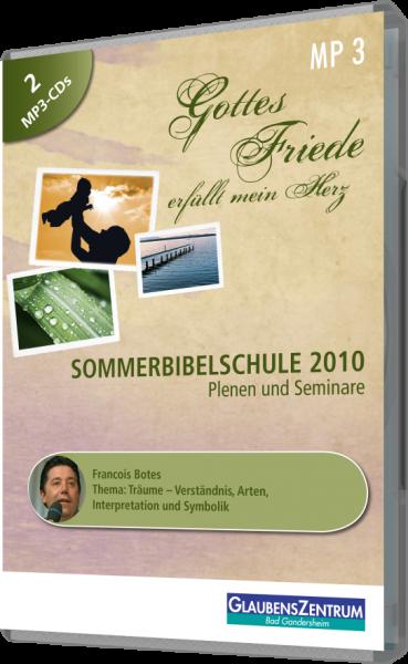Seminar: Heilung - Das Brot für die Kinder