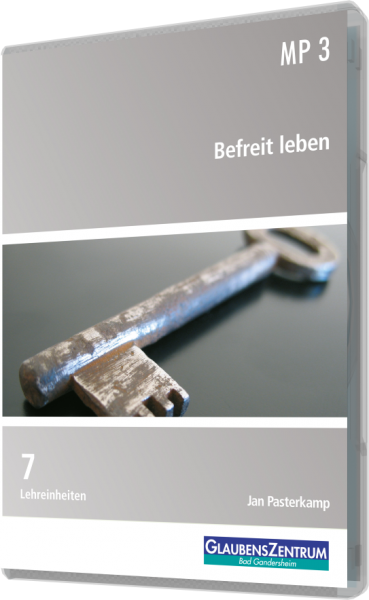 """Lehr-Reihe Jan Pasterkamp: """"Schlüssel zur Befreiung von Bindungen und Lasten - Göttliche Buße"""""""