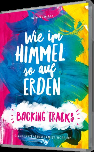 Wie im Himmel so auf Erden - Backing Tracks