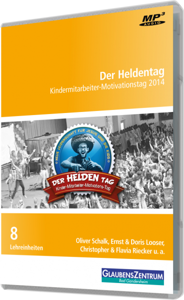 "Kindermitarbeiter-Motivationstag 2014: ""Der Heldentag"""
