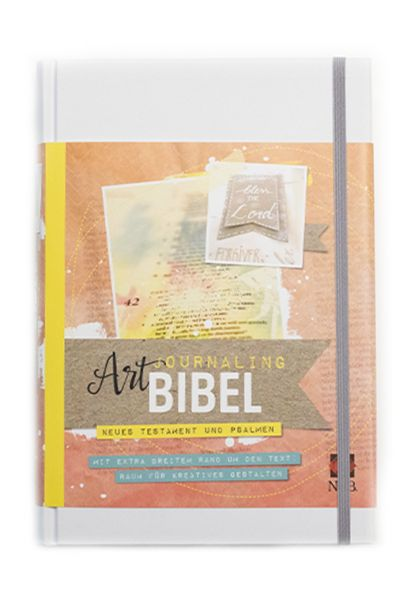 Art Journaling Bibel - Neues Testament und Psalmen