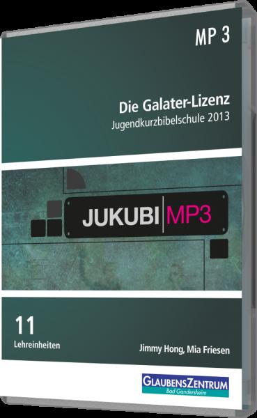 "Jugendkurzbibelschule 2013: ""Die Galater-Lizenz"""