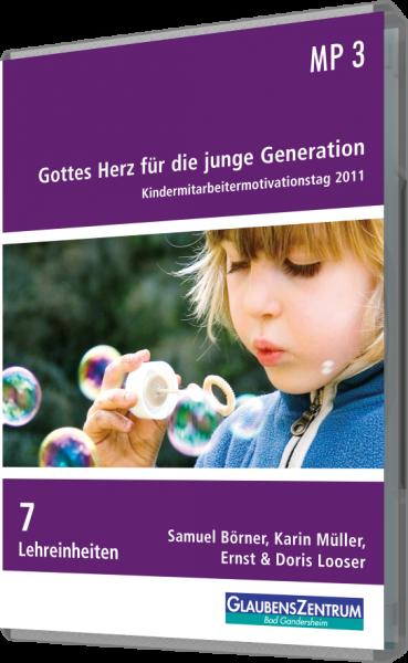 Seminar: Wenn Kinder das Evangelium erzählen - Kids-EE