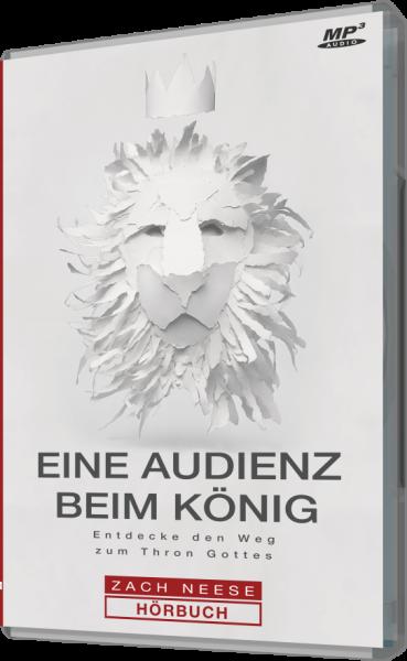 Eine Audienz beim König - Hörbuch
