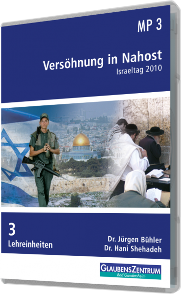 """Israeltag 2010: """"Versöhnung in Nahost"""""""