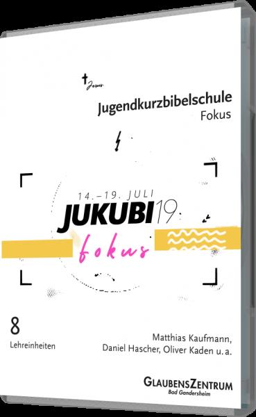"Jugendkurzbibelschule 2019: ""Fokus"""