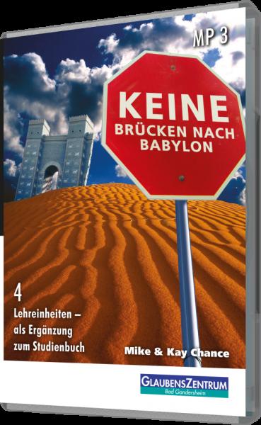 """Lehreinheit: """"Keine Brücken nach Babylon"""""""