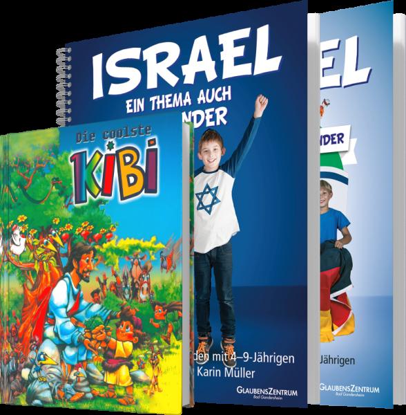 2 Israelbücher & KiBi - Bundle