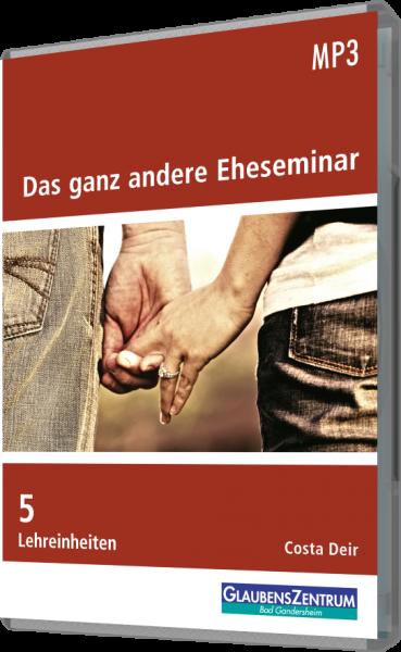 """Lehreinheit: """"Das ganz andere Eheseminar"""""""