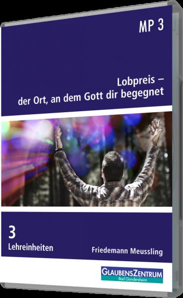 Seminar: Lobpreis - Der Klang unseres Herzens