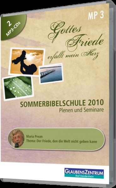 Seminar: Die Kunst, Gott zu hören
