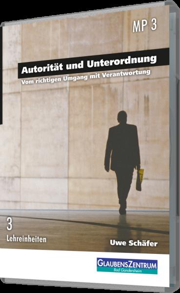 """Lehreinheit: """"Autorität und Unterordnung"""""""