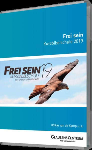 """Kurzbibelschule 2019: """"Frei sein"""""""