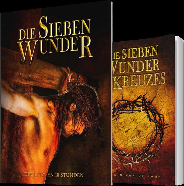 Die sieben Wunder - Bildband und Buch