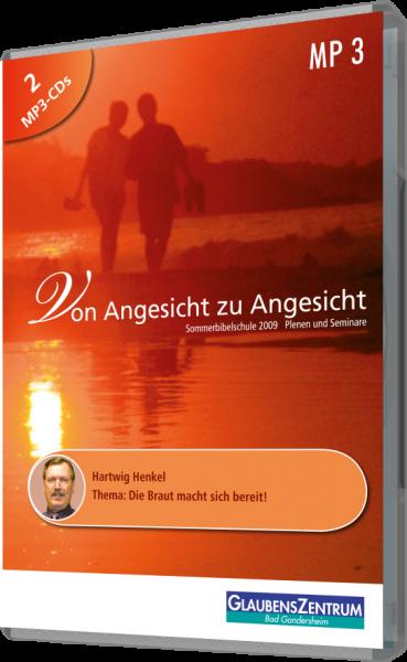 """Sommerbibelschule 2009 - Woche 3: """"Die Braut macht sich bereit!"""""""